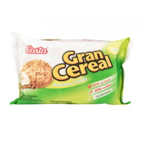 GRAN CEREAL GALLETAS X 240 GR. SIX PACK CLASICA