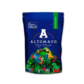 ALTOMAYO CAFE INSTANTANEO HERMETIPACK X 100 GR. CLASICO