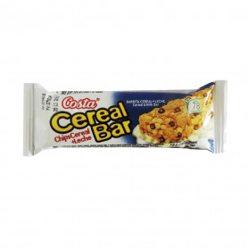 CEREAL BAR X 18 GR. CHIPS LECHE