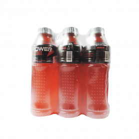 POWERADE X 600 ML. FRUTAS X 6 UN