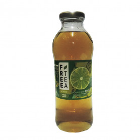 FREE TEA GREEN X 450 ML LIMON