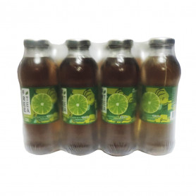 FREE TEA GREEN X 450 ML LIMON X 12 UN
