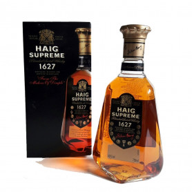WHISKY HAIG SUPREME X 750 ML CAJA