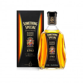 WHISKY X 750 ML SOMETHING SPECIAL