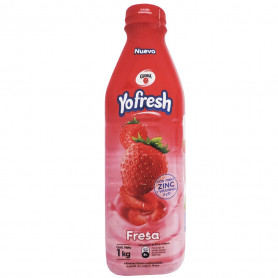 GLORIA YOFRESH X 1 KG. FRESA