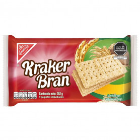 KRAKER BRAN BELVITA GALLETAS X 252 GR. NINE PACK