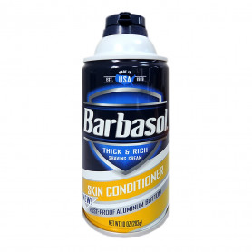 BARBASOL CREMA DE AFEITAR X 283 GR. CONDITIONER
