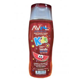 AVAL SHOWER GEL KIDS X 400 ML SANDIA