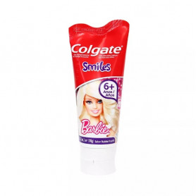 COLGATE CREMA DENTAL SMILES 6 AÑOS X 75 ML. BARBIE