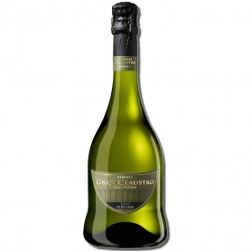 ESPUMANTE CAVA GRAN CLAUSTRO CAST/ PERELADA BRUT NATURE X 75O ML