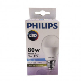 FOCOS PHILIPS LED X 9 WTS