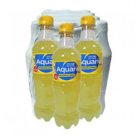 AQUARIUS JUGO X 500 ML. GRANADILLA X 12 UN