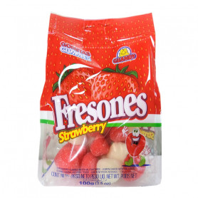 GUANDY GOMITAS STRAWBERRY X 100 GR.