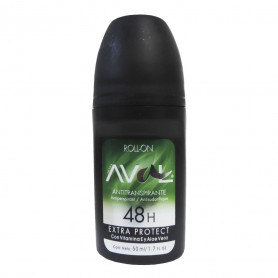 AVAL DESOD.ROLL-ON X 50 ML. ANTITRANSPIRANTE EXTRA PROTECT